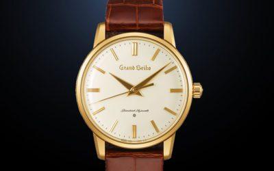 GS Grand Seiko SBGW252