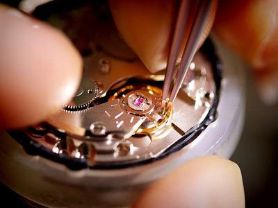 Fine mechanical watchmaking